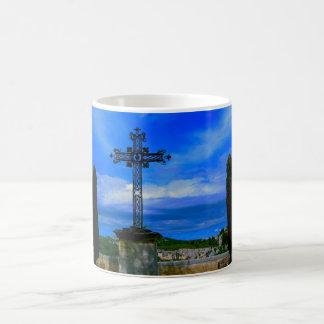 Les Baux deプロバンス コーヒーマグカップ