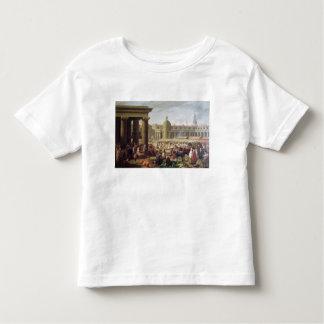 Les Halles、パリ トドラーTシャツ