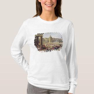 Les Halles、パリ Tシャツ