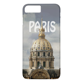 Les InvalidesのiPhone 7のプラスのやっとそこに場合 iPhone 8 Plus/7 Plusケース