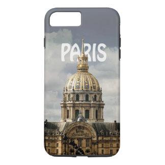 Les InvalidesのiPhone 7のプラスの堅い場合 iPhone 8 Plus/7 Plusケース
