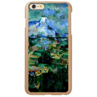 Les Lauveから見られるセザンヌ- Mont Sainte-Victoire Incipio Feather Shine iPhone 6 Plusケース