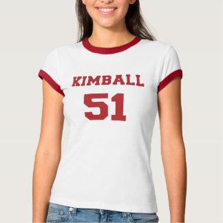 LesleyのKimballのワイシャツ Tシャツ