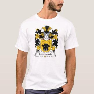 Leszczynskiの家紋 Tシャツ