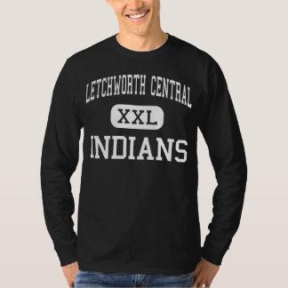 Letchworthの本部-インディアン-高Gainesville Tシャツ