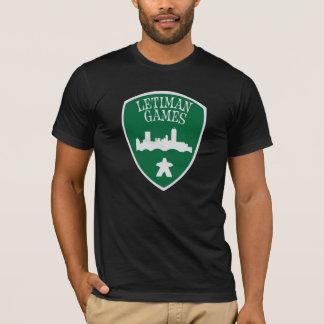 Letimanのゲームの人のTシャツ Tシャツ