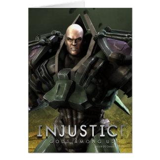 Lex Luthor カード