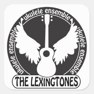 Lexingtonesのステッカーシート スクエアシール