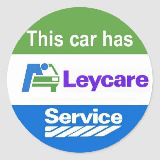 Leycare ラウンドシール