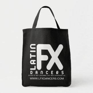 LFXのトートの公式のバッグの黒 トートバッグ