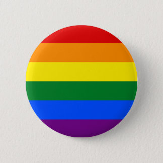 LGBTのバッジ 5.7CM 丸型バッジ