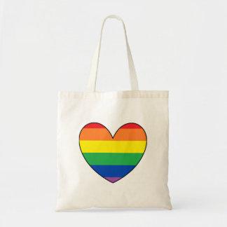LGBTのプライドのトートバック トートバッグ