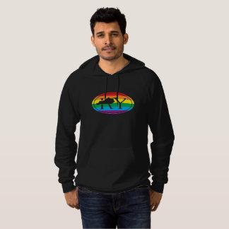 LGBTの州のプライドのユーロ: KYケンタッキー パーカ