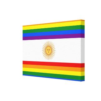 LGBTアルゼンチン キャンバスプリント