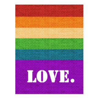 LGBT愛 ポストカード