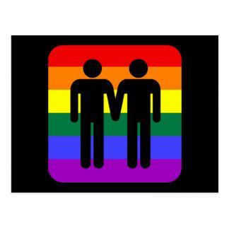 LGBT ポストカード