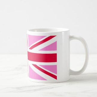 LGBT Gay Pride Rainbow Flag of the United Kingdom コーヒーマグカップ