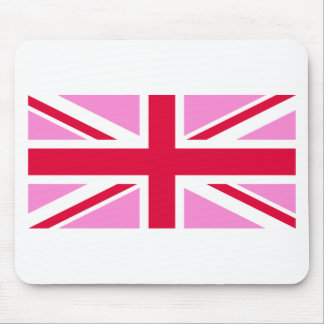 LGBT Gay Pride Rainbow Flag of the United Kingdom マウスパッド