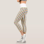 LGBTQ ALABAMA PRIDE Yoga Pants カプリレギンス