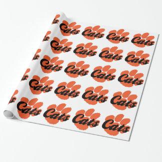 LGHSの山猫の包装紙 ラッピングペーパー