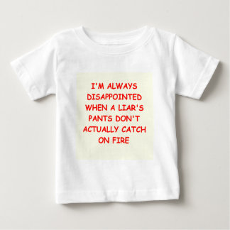 LIARS.png ベビーTシャツ