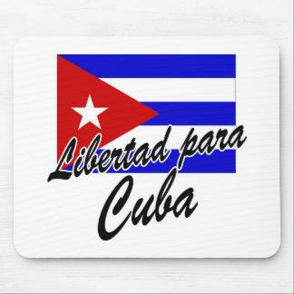 Libertadパラグラフキューバ! マウスパッド