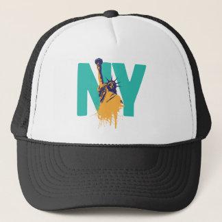 Libertyニューヨークの女性 キャップ