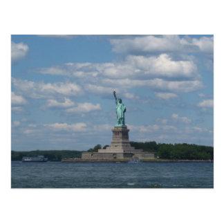 Liberty.JPGの彫像 ポストカード