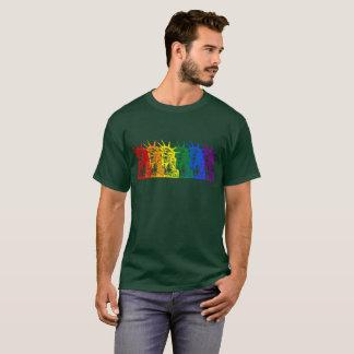 LIBERTY RAINBOW Tシャツ