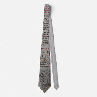 Liechtenauer Zettleのタイ ネクタイ