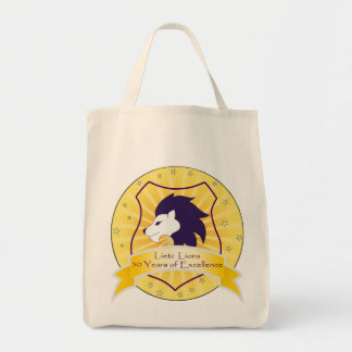 Lietz第50記念日のバッグ トートバッグ