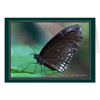*Lifeは永遠です: 中死のための美しい隠喩 カード