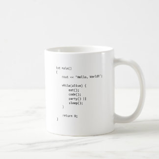 Life.cpp コーヒーマグカップ
