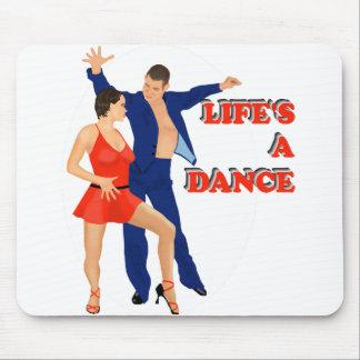 Lifesダンス マウスパッド