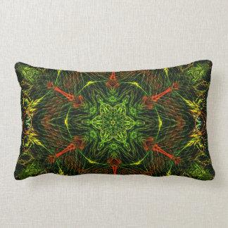 Liffey 3の曼荼羅の枕 ランバークッション