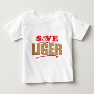 Ligerの保存 ベビーTシャツ