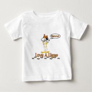 Ligerを愛して下さい ベビーTシャツ