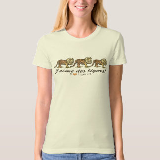 ligers_french_3 tシャツ