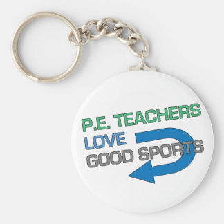 Like P.E. Teachersのよいスポーツ キーホルダー