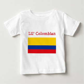 LilのコロンビアのTシャツ ベビーTシャツ