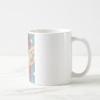 Lilのロッカー コーヒーマグカップ