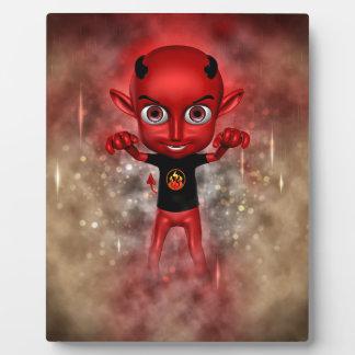Lilの悪魔Scarer フォトプラーク