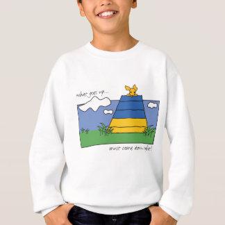 L'ilの金子犬の上 スウェットシャツ