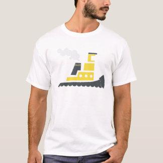 Lilの黄色いタグボート Tシャツ