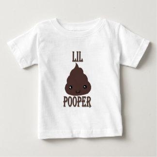 lilのpooper ベビーTシャツ