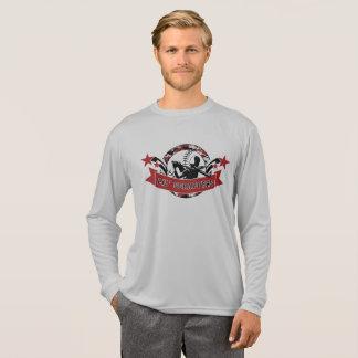 LilのScrappersの人のスポーツTekの競争相手のワイシャツ Tシャツ