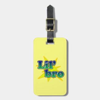 Lil Bro ラゲッジタグ