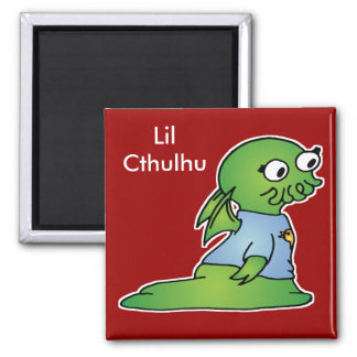 Lil Cthulhu マグネット