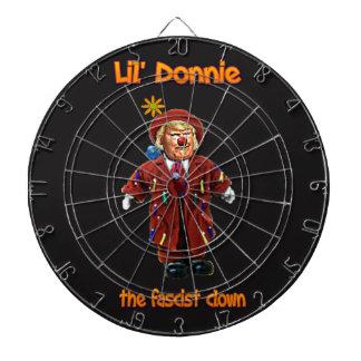 Lil Donnieファシスト党のピエロのダート盤 ダーツボード