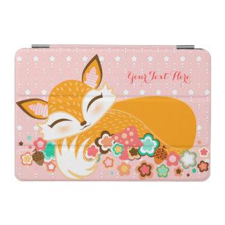 Lil Foxieカブス-かわいくカスタムなiPadカバー iPad Miniカバー
